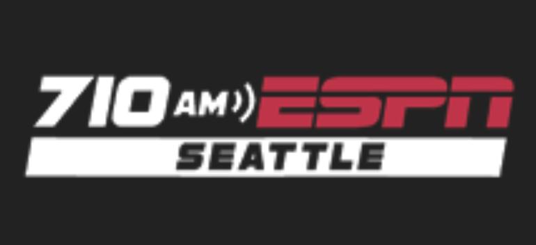 AM 710 ESPN Seattle Logo